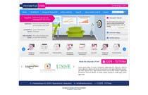 Graphic Design Entri Peraduan #32 for Design a Website Mockup for www.wonderfullweb.nl