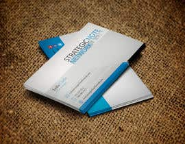 anilabaloch tarafından Design Contemporary, Modern Business Cards for Strategic Note Network için no 24