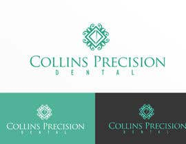 #163 cho Design a Logo for Collins Precision Dental bởi ronalyncho