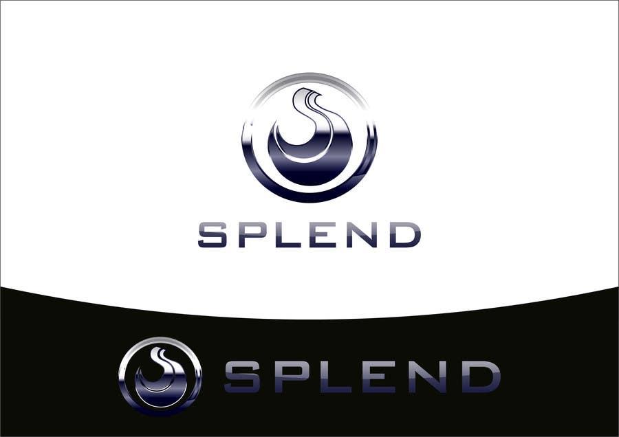 Penyertaan Peraduan #21 untuk Design a Logo for Splend