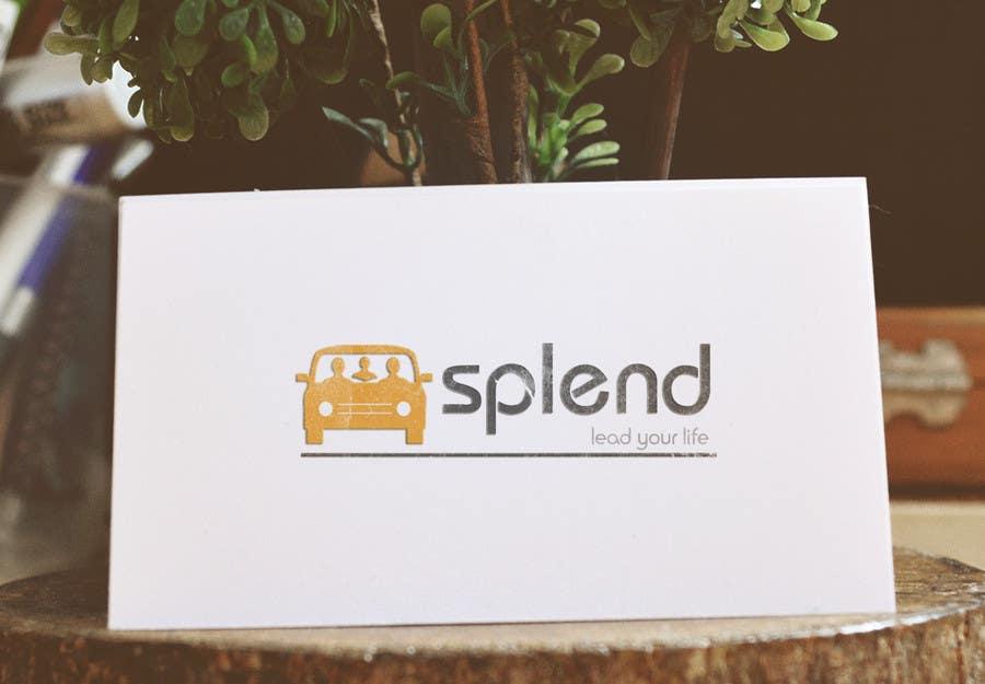 Penyertaan Peraduan #139 untuk Design a Logo for Splend
