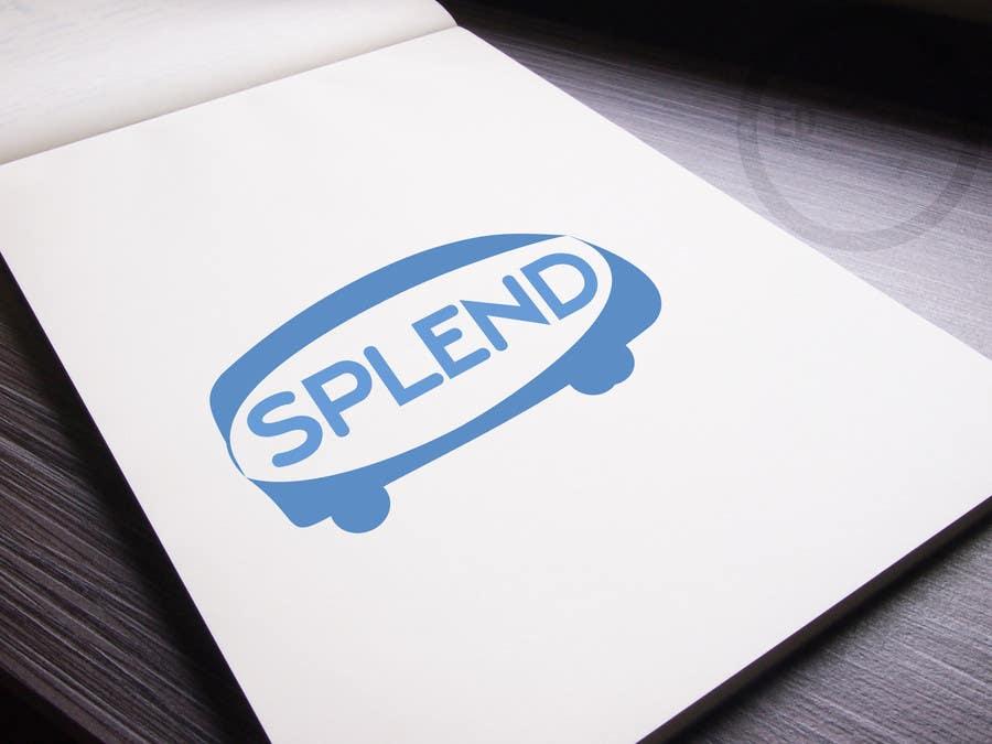 Penyertaan Peraduan #138 untuk Design a Logo for Splend