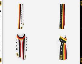 #14 for Germany Scarf Design af GuilleBravo