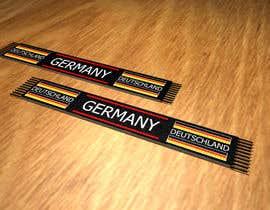 #4 for Germany Scarf Design af toi007