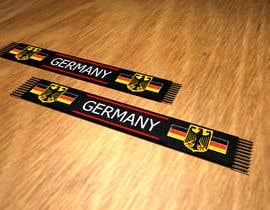 #7 untuk Germany Scarf Design oleh toi007