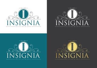 #77 untuk Design a Logo for Insignia Restaurant oleh TangaFx