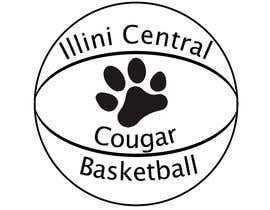 #1 cho Illini Central Cougar Basketball/ bởi DylanJVaughan