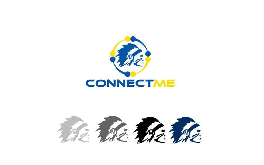 Bài tham dự cuộc thi #76 cho Design a Logo for ConnectME