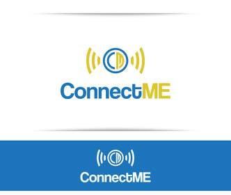 #157 untuk Design a Logo for ConnectME oleh SergiuDorin