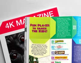 #18 untuk Design a page for a magazine oleh acelobos9