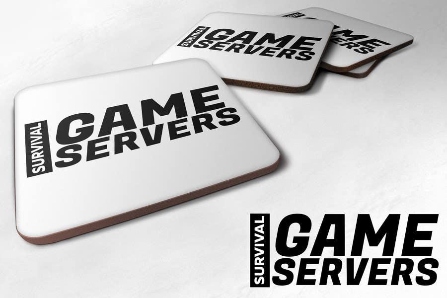 Penyertaan Peraduan #13 untuk Design a Logo for SurvivalGameServers.Com 350x75 Pixels MAX