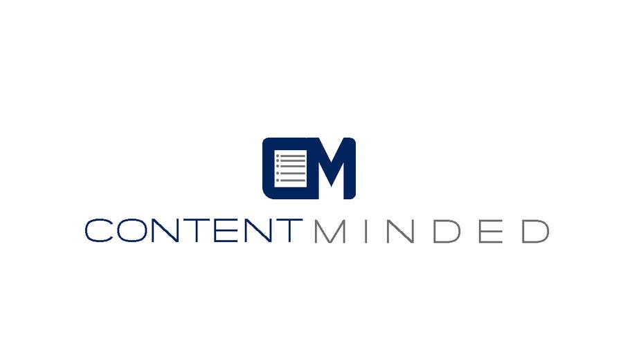 #6 for Design a Logo for ContentMinded by pawannirban