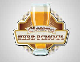 #19 cho Design a Logo for Cicero's Beer School bởi abramidzebeqa