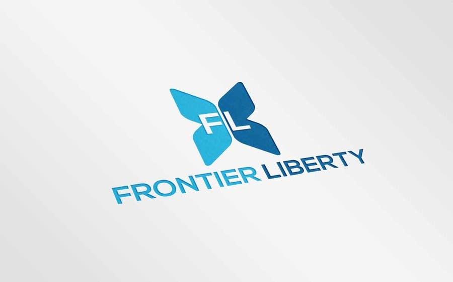 Bài tham dự cuộc thi #26 cho Design a Logo for Frontier Liberty