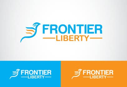 #38 cho Design a Logo for Frontier Liberty bởi mamun990