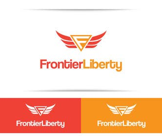 #58 untuk Design a Logo for Frontier Liberty oleh SergiuDorin