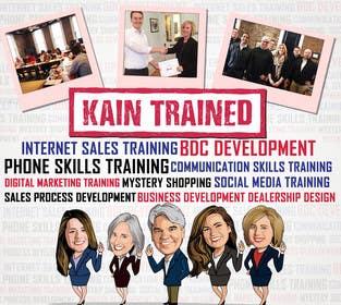 #94 untuk Design a Banner for Kain Trained Campaign oleh msdvenkat