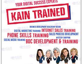 #70 untuk Design a Banner for Kain Trained Campaign oleh jonapottger