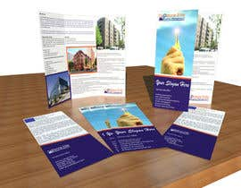 #7 for Design a short form Marketing Booklet or Company Promotion Folder for Real Estate Company by orellepap