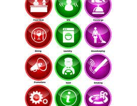 #11 cho Hotel App Icons bởi HAJI5