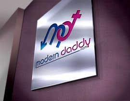 #135 untuk Design a Logo for Modern-Daddy.com oleh infinityvash