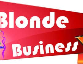 #16 untuk Design a Logo for Blonde on Business oleh nazmulislam019