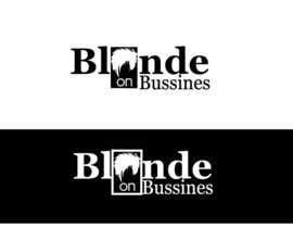 #15 untuk Design a Logo for Blonde on Business oleh vghetu