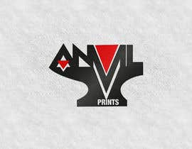 #5 para Design a Logo for my company: Anvil Prints por niccroadniccroad
