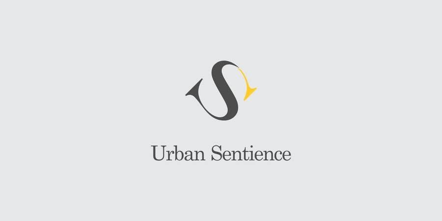 Penyertaan Peraduan #3 untuk Design a Logo for my new venture called Urban Sentience
