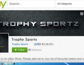 #46 untuk Design a Logo for Trophy Sportz oleh orinmachado