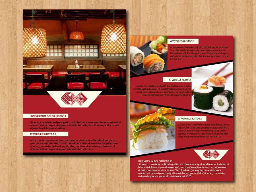 Inscrição nº                                         14                                      do Concurso para                                         Print & Packaging Design for Restaurant