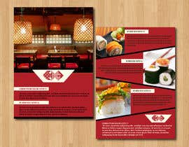 #14 для Print & Packaging Design for Restaurant от MargaretMay
