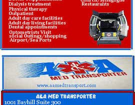 sanaakram161 tarafından Design some Business Cards for Med Transporter için no 18