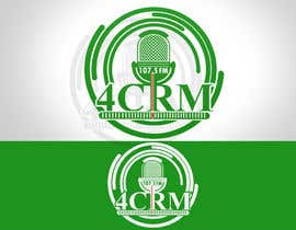 #26 for Design a Logo for 4CRM - Radio Community Mackay af gautamrathore