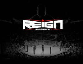 #80 untuk Design a FRESH and INTERESTING Logo for REIGN MMA DEPOT oleh Odaisu