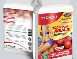 play7fx tarafından Urgently required label design for a new supplements range!! için no 67