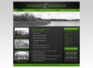 Contest Entry #127 for Website Design for Manewitz & Studholme LLC