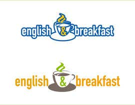 rahulwhitecanvas tarafından Logo for English and Breakfast English classes için no 6
