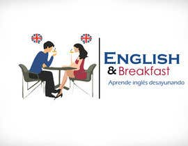 heloveshah tarafından Logo for English and Breakfast English classes için no 33