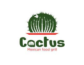 """#49 for LOGO design for """"Cactus"""" a fast food Mexican  grill ! af marlopax"""