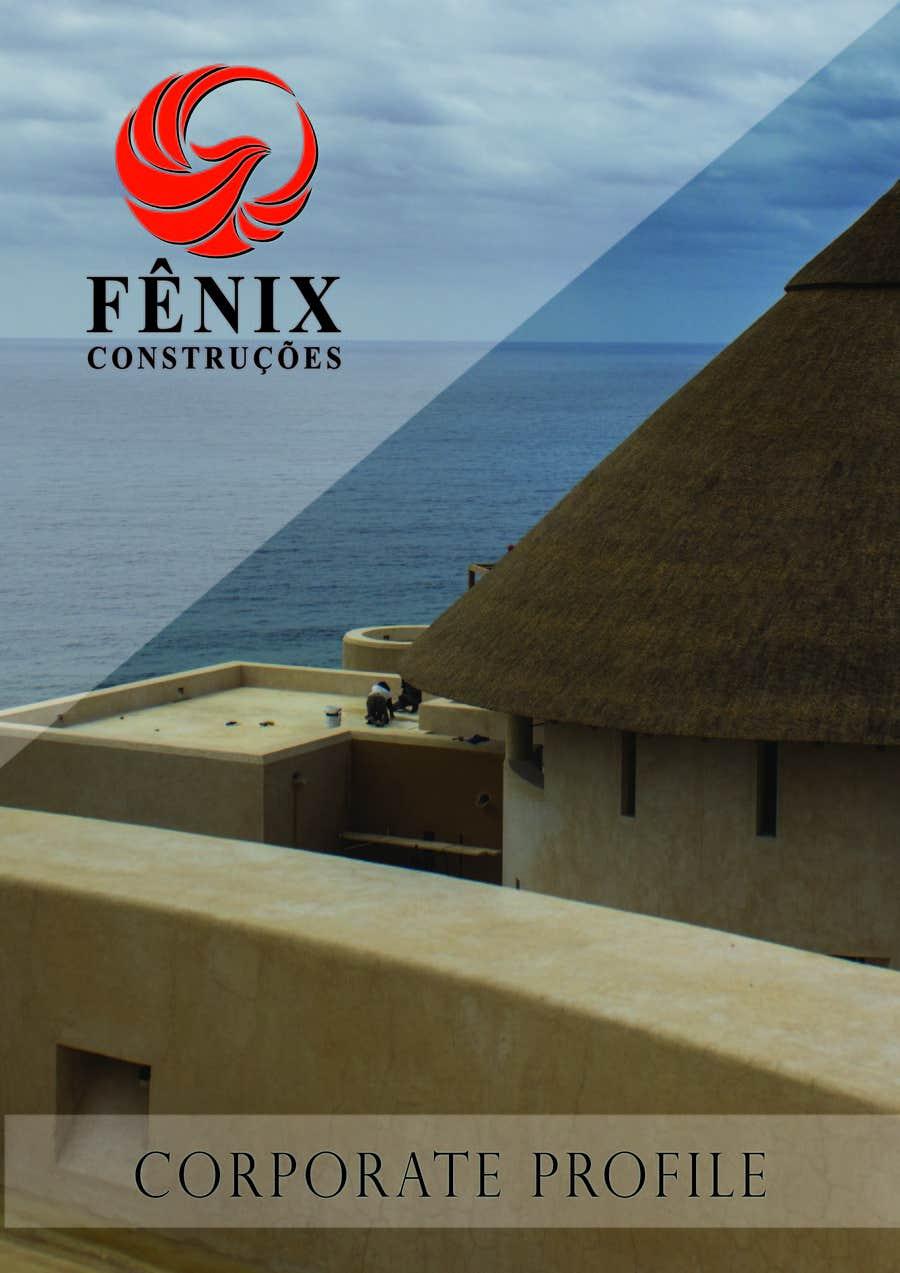 Penyertaan Peraduan #4 untuk Design a multi-purpose brochure for Construction Company