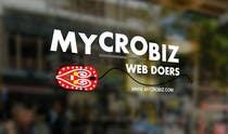 Graphic Design Entri Peraduan #14 for Design a Logo for www.mycrobiz.com