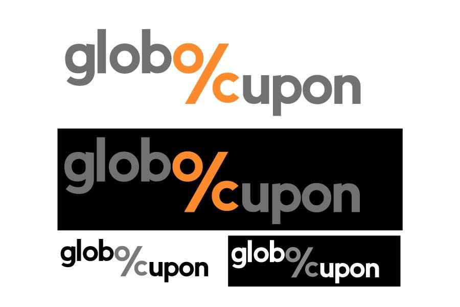 Kilpailutyö #63 kilpailussa Logo Design for globocupon.com