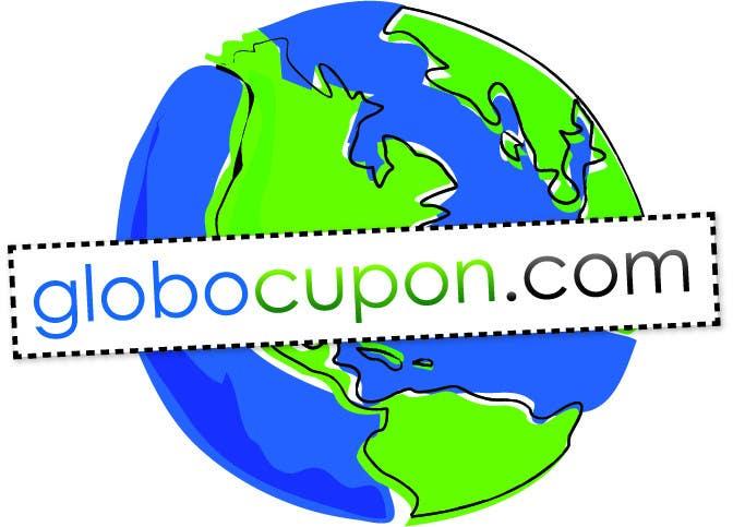 Kilpailutyö #425 kilpailussa Logo Design for globocupon.com