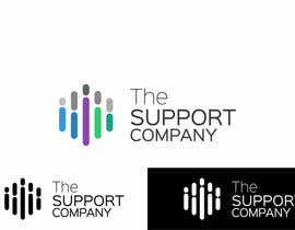 #25 untuk Design a Logo for The Support Company oleh MrPandey