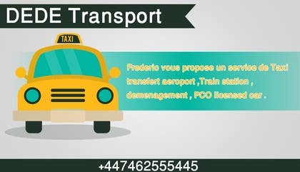 ramiessef tarafından Design some Business Cards for DEDE Transport için no 8