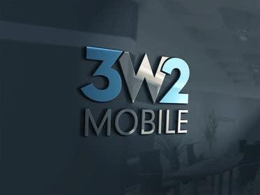 #33 for Design a logo for 3W2Mobile af DQD
