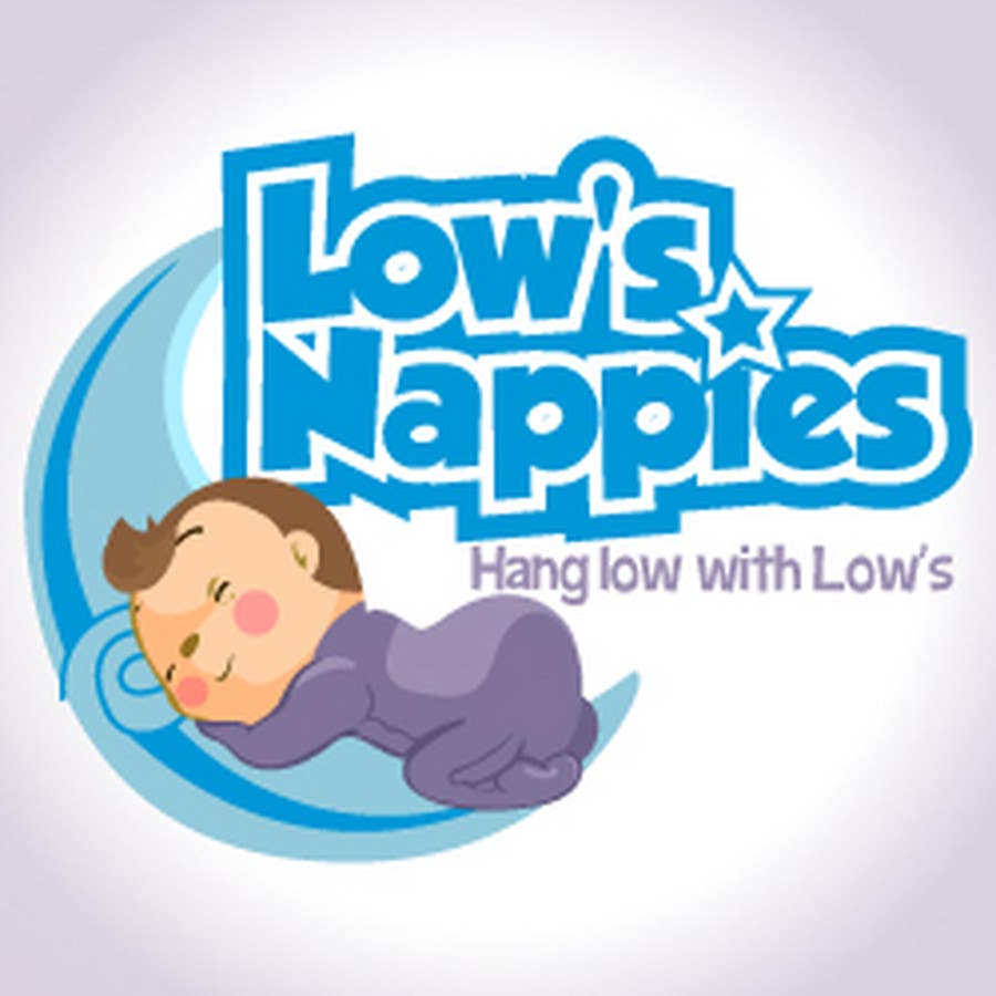 Contest Entry #78 for Logo Design for Low's Nappies