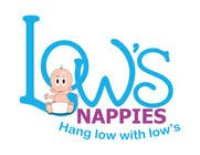 Graphic Design Contest Entry #74 for Logo Design for Low's Nappies