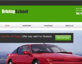 #6 cho Webpage design for Driving School bởi gaurangdutt